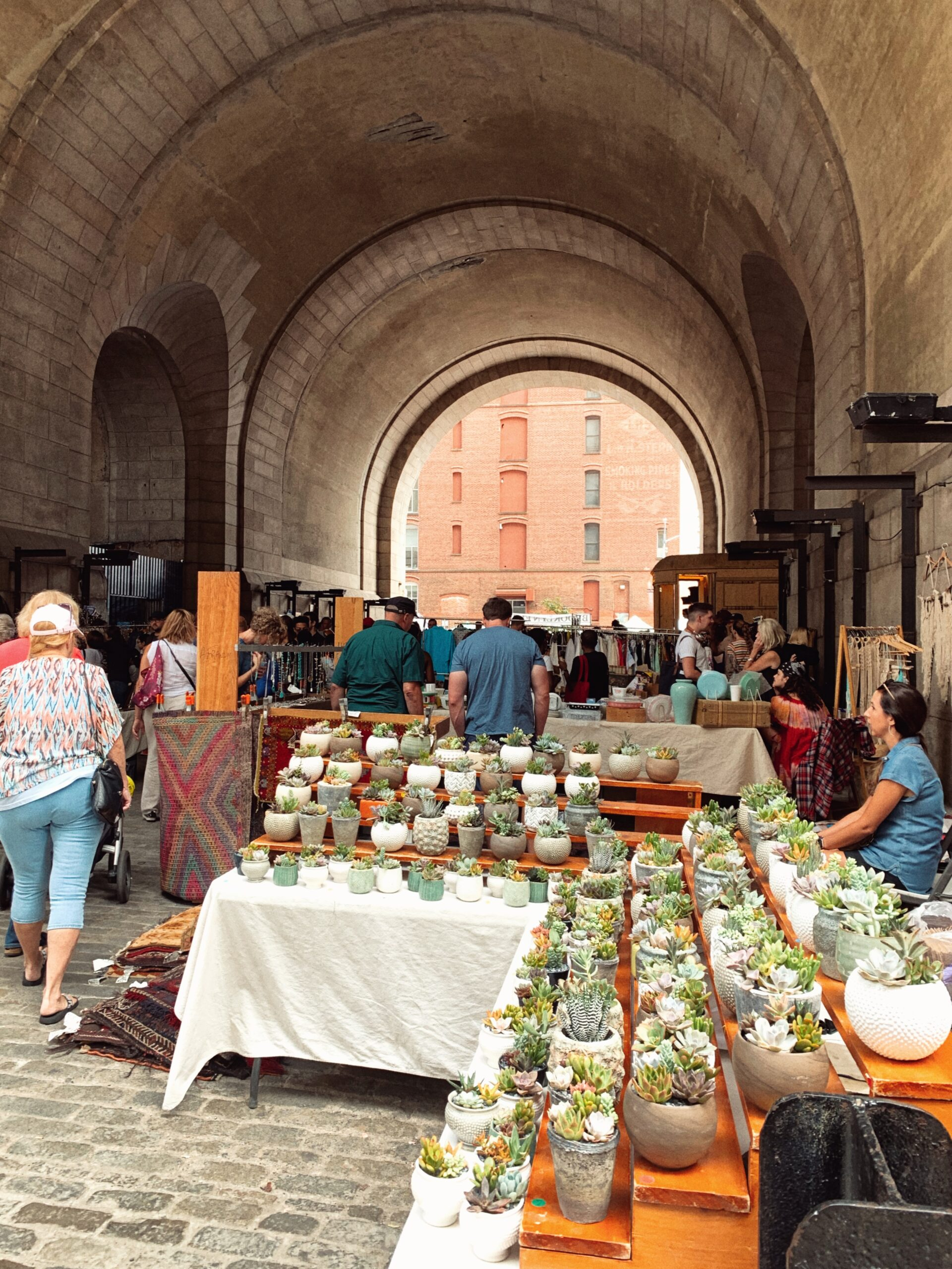 A Guide to Visiting the Brooklyn Flea