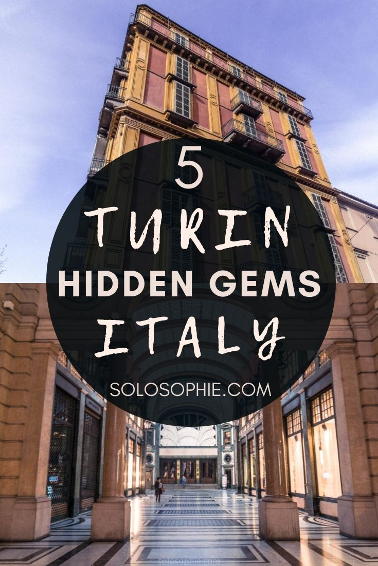 Hidden Gems & Secret Spots in Turin. Here's a guide to the most unusual things to do in Torino