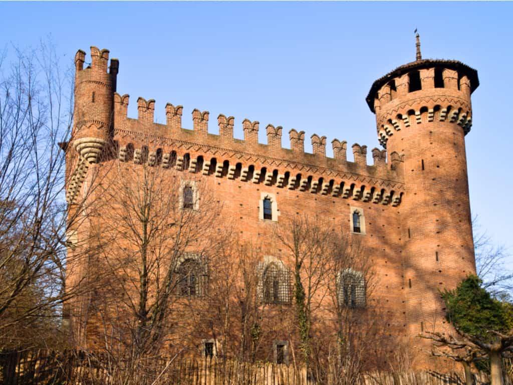 Medieval Village, Valentino Park