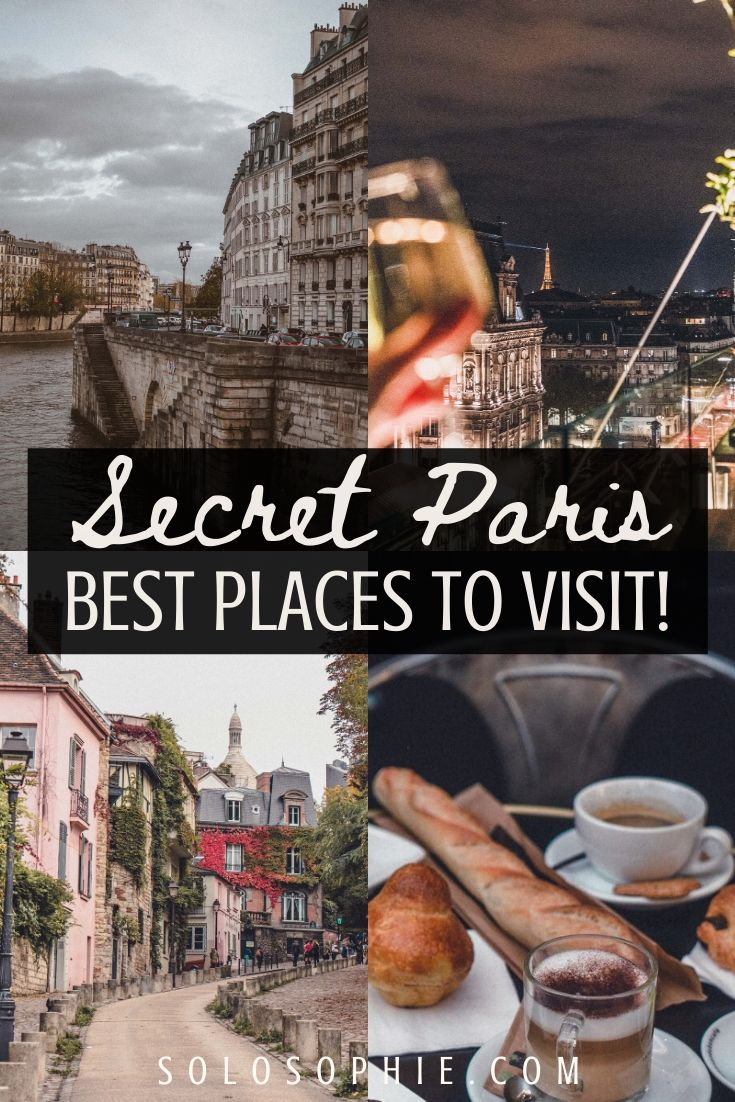 My Favourite Places in Paris (that I Miss the Most!)
