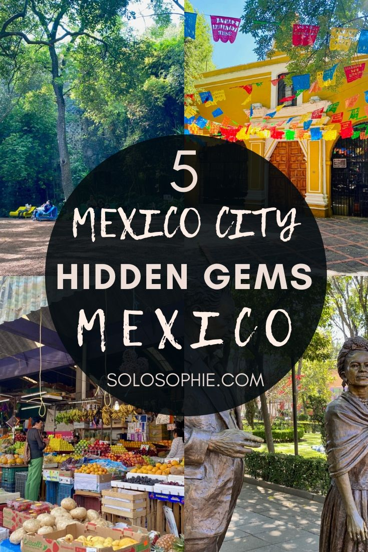 Secrets of Mexico City. Looking for the most unusual things to do in Mexico City, Mexico? here's your ultimate guide to hidden gems and secret spots in Mexico City