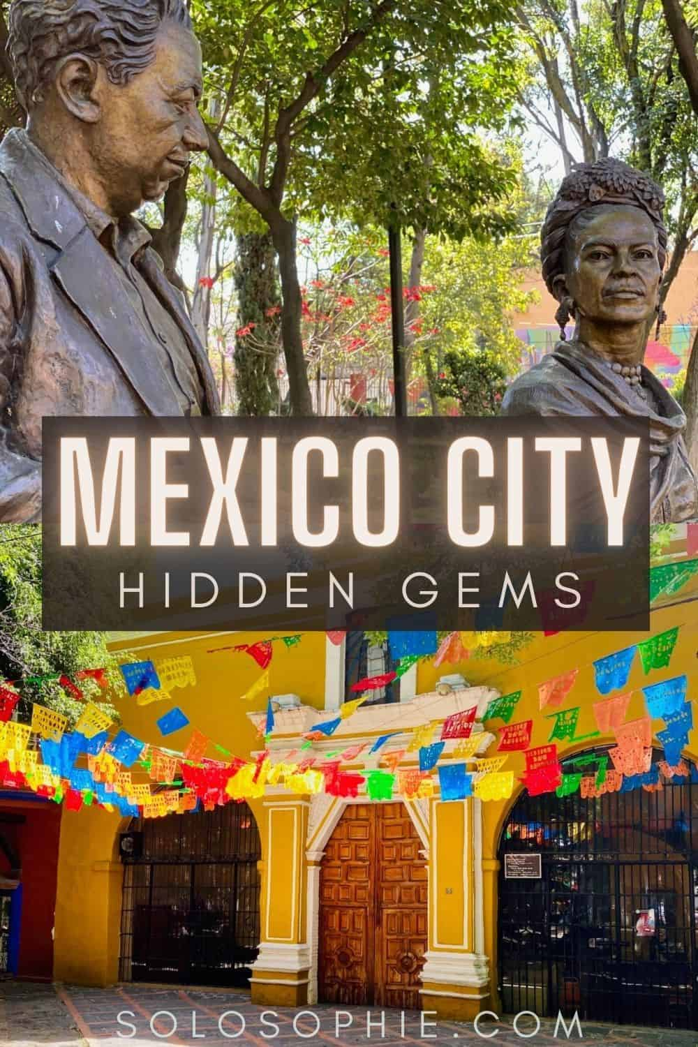 Unusual things to do in Mexico City/ Hidden Gems & Secret Spots in Mexico City, Mexico