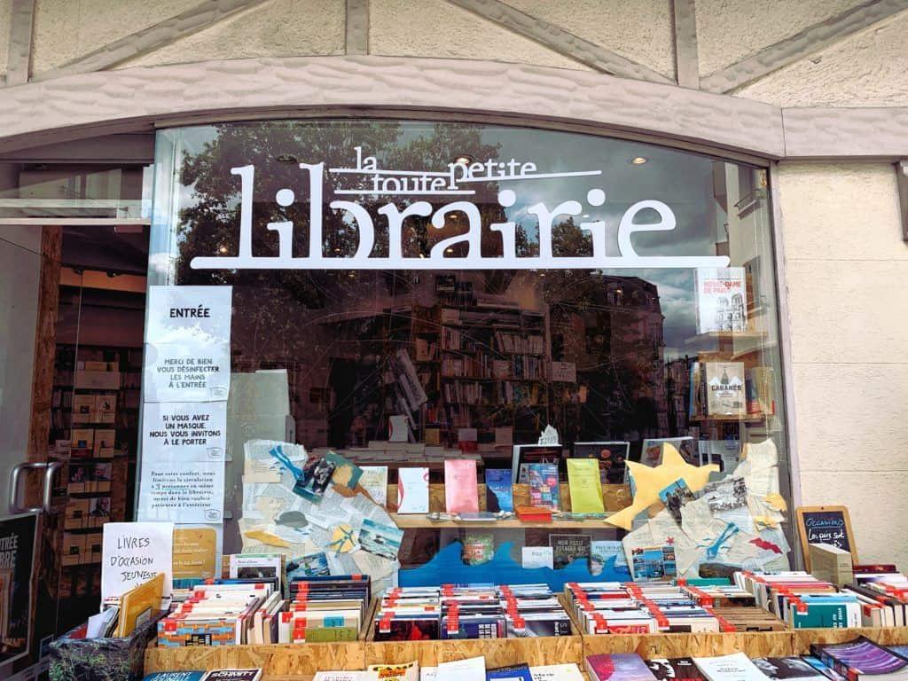 La toute petite librairie,2 Rue Etienne Marey, 75020 Paris