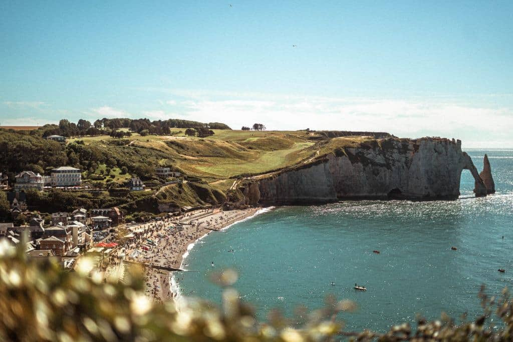 Hidden Gems & Secret Spots in Étretat you must visit in Normandy North of France