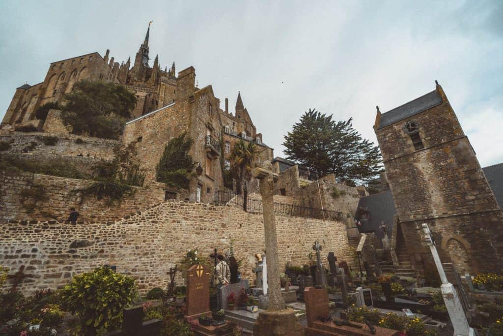 Cimetière du Mont Saint-Michel