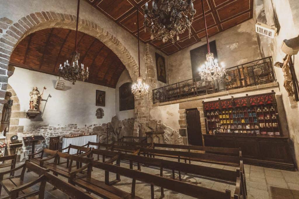 Église Saint-Pierre - Le Mont-Saint-Michel