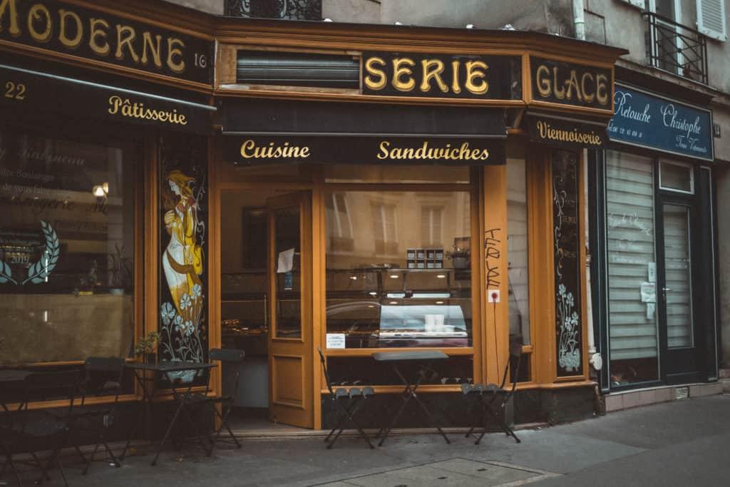 La Boulangerie Moderne,16 Rue des Fossés Saint-Jacques, 75005 Paris, France