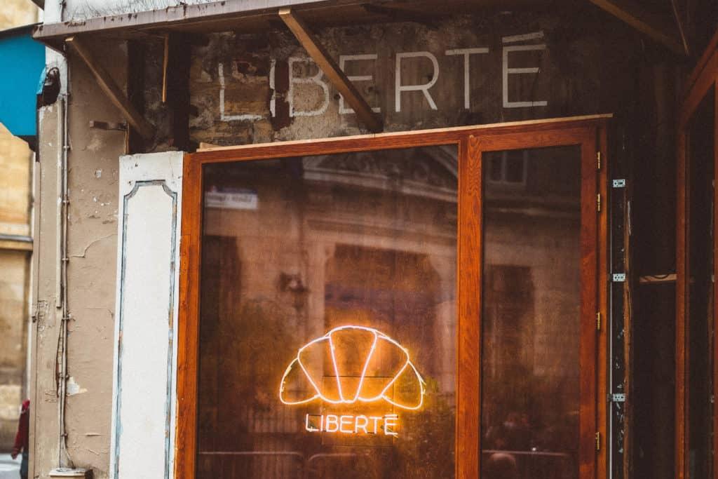 Liberté,40 Rue Saint-André des Arts, 75006 Paris, France