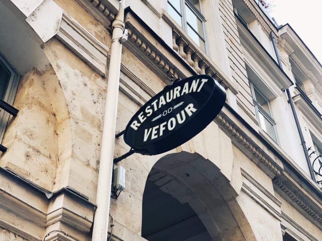grand vefour paris france