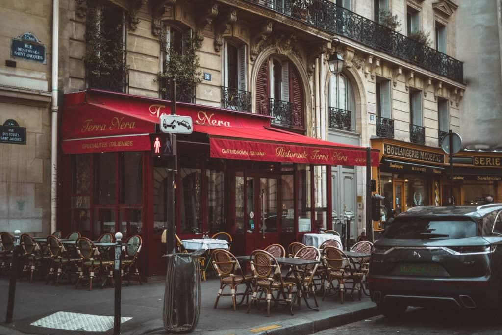 Terra Nera,18 Rue des Fossés Saint-Jacques, 75005