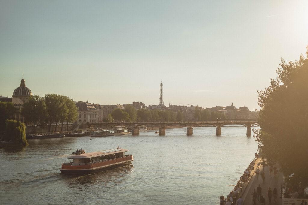 pont des arts paris france