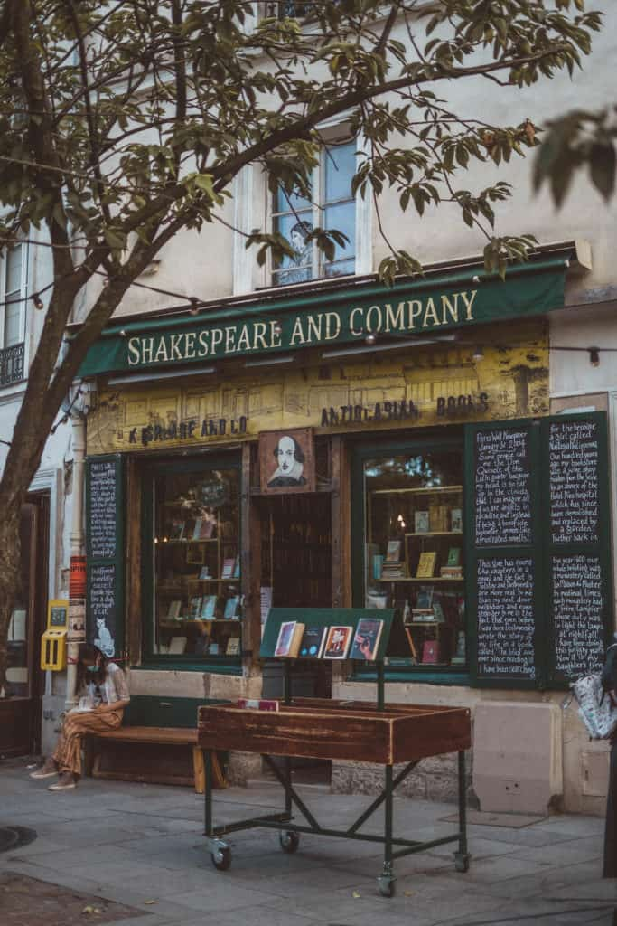 The Surprising History Behind the Original Shakespeare and Company