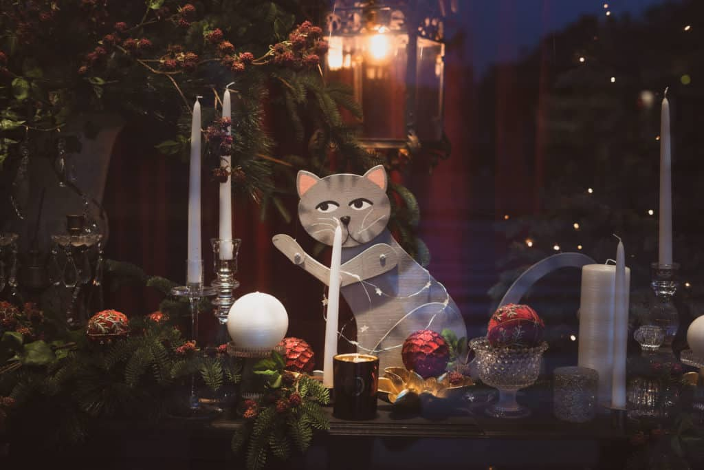 Le Marais at Christmas: Lights, Illuminations & Places to Visit