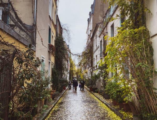 Rue des Thermopyles: Hidden Gem of the 14th Arrondissement, Paris, France