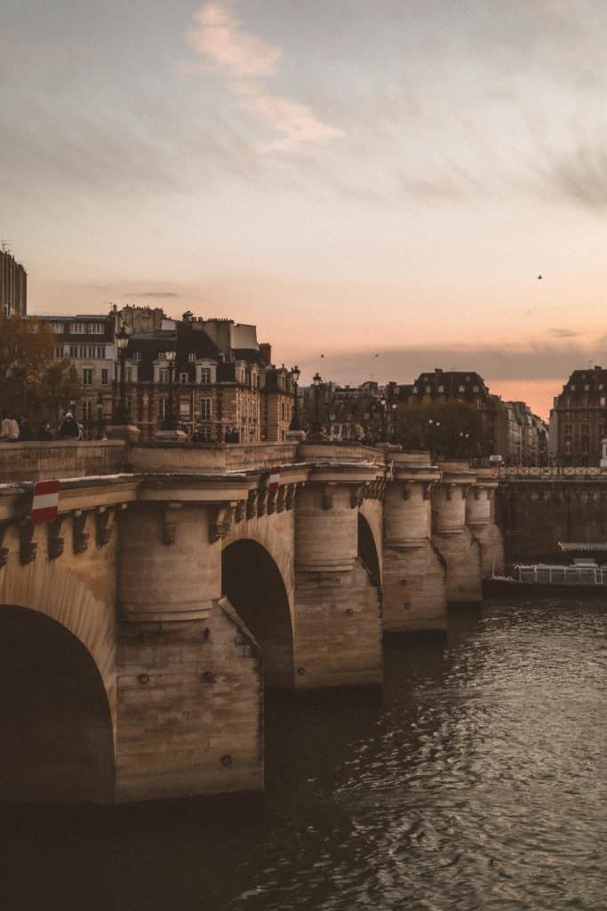 5+ Best & Most Beautiful Bridges in Paris France