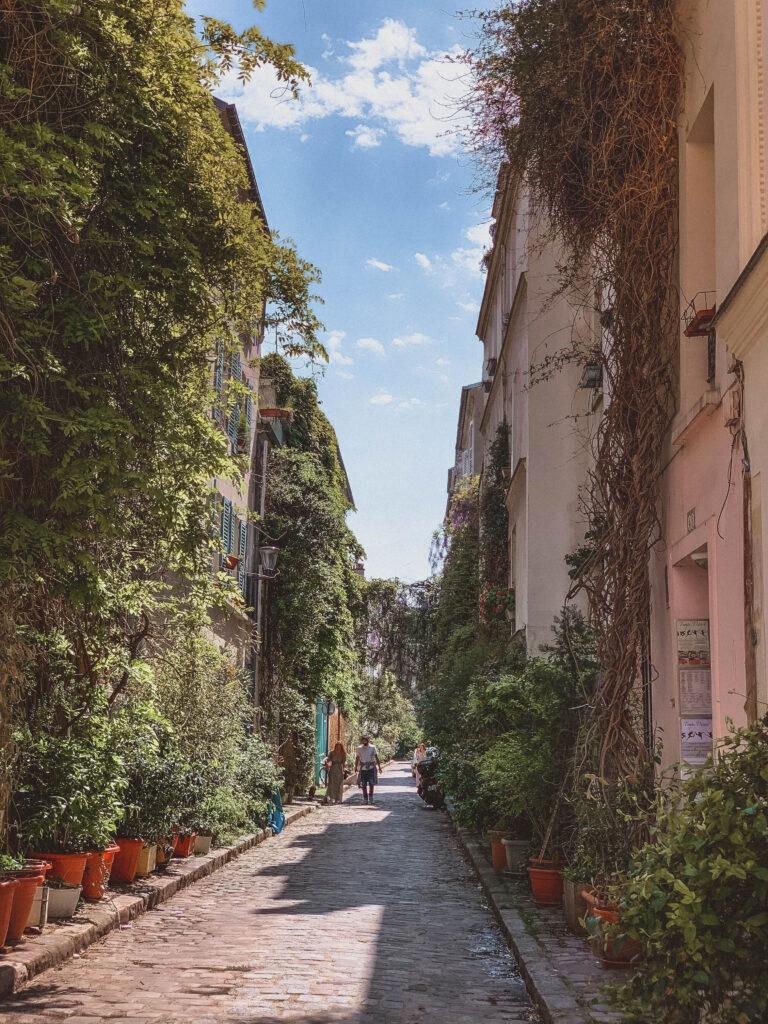rue des Thermopyles 14th arrondissement Paris, France