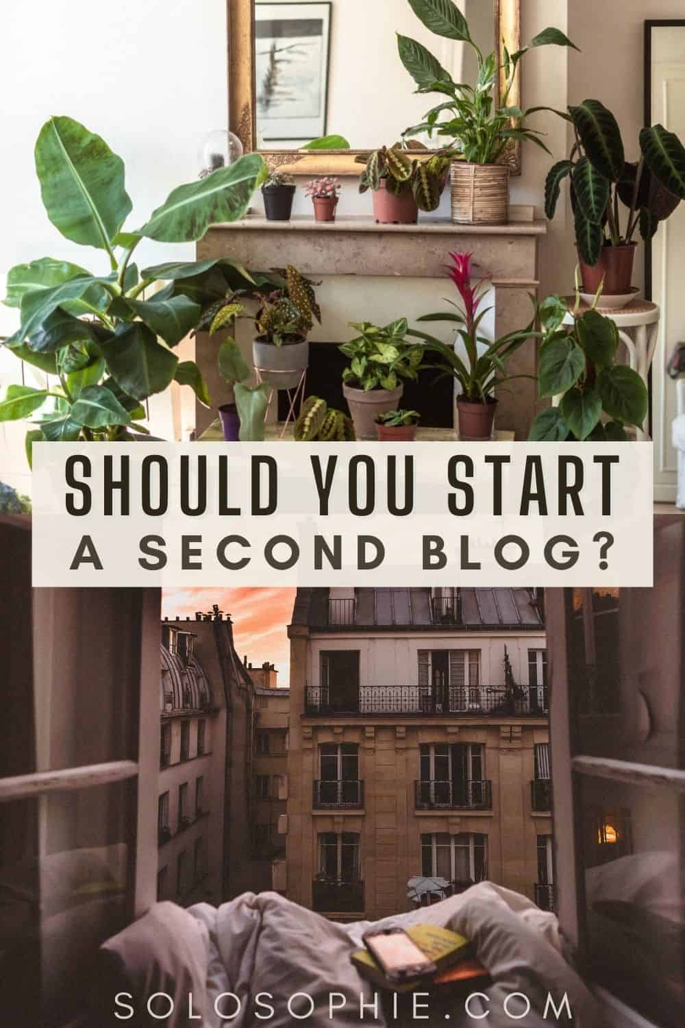 Best blogging business tips/ Starting A Second Blog: What You Need to Know