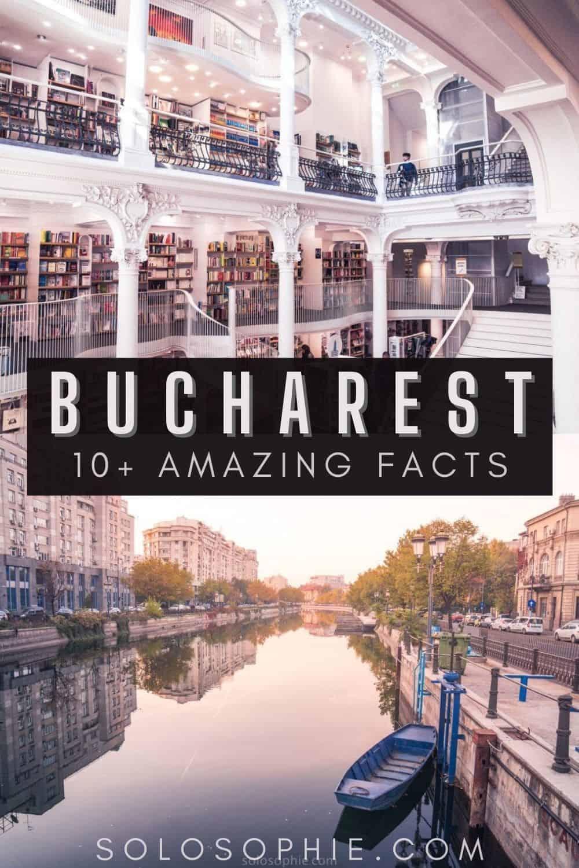 Best of Bucharest Romania/ 10+ Fun, Cool, Weird & Interesting Facts about Bucharest