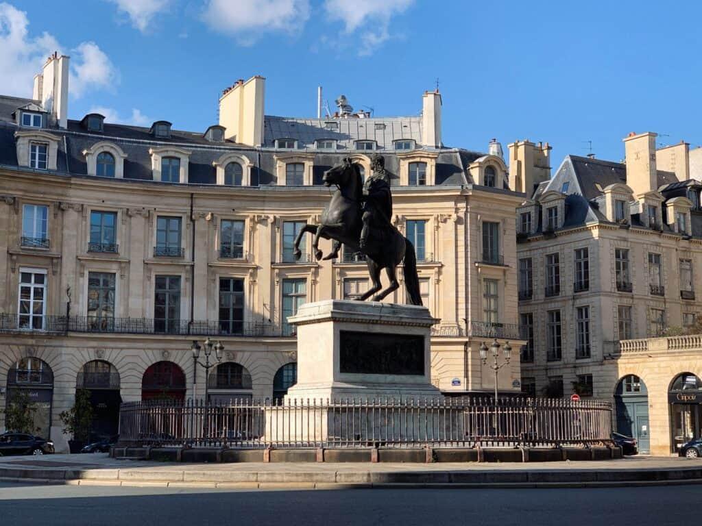 place des victoires 1st arrondissement