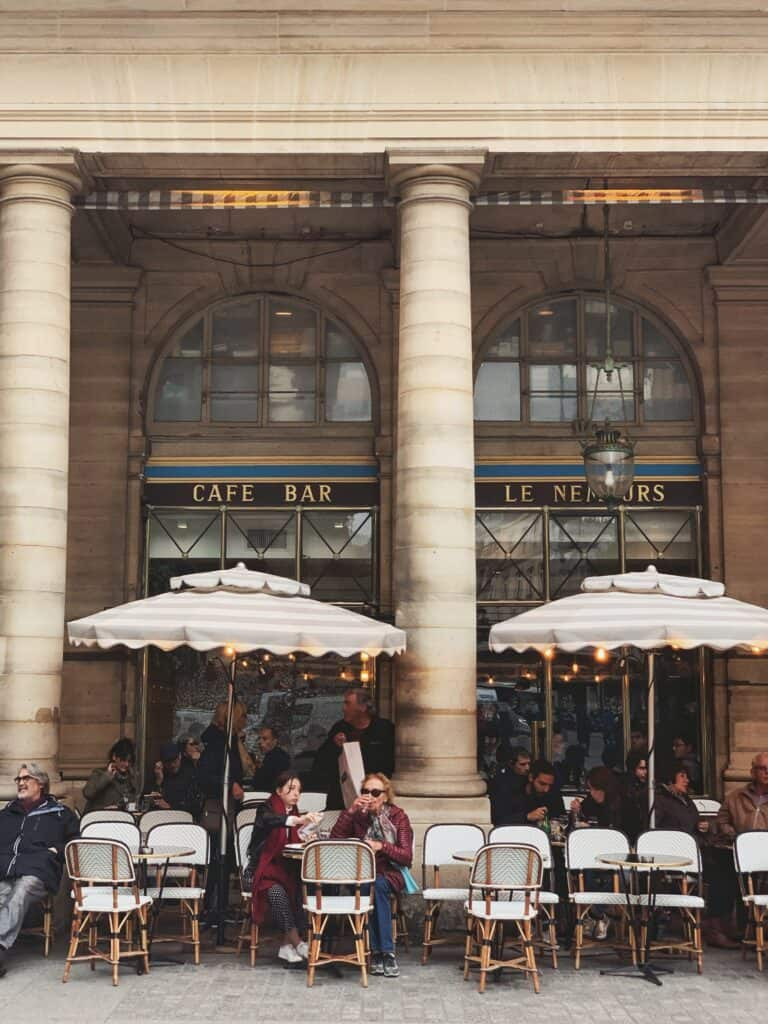 The Tourist Filming Locations in Paris and Venice