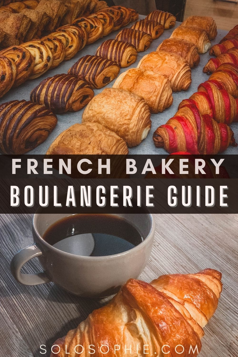 French Bakery Guide: What to Buy & How to Order in a boulangerie in France