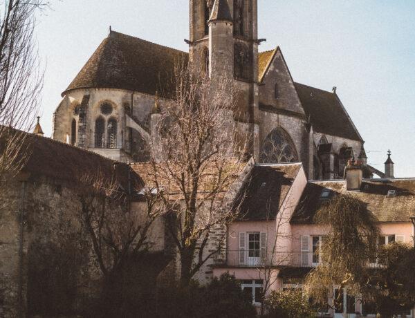 Moret-sur-Loing France