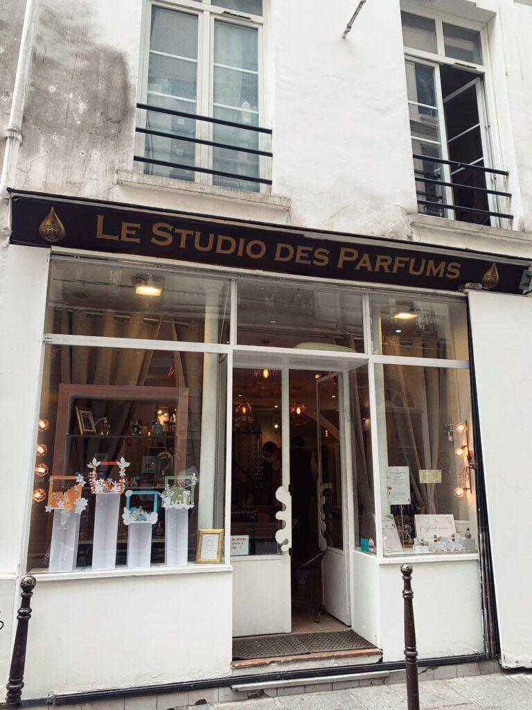 Creating a Signature Scent with Le Studio des Parfums