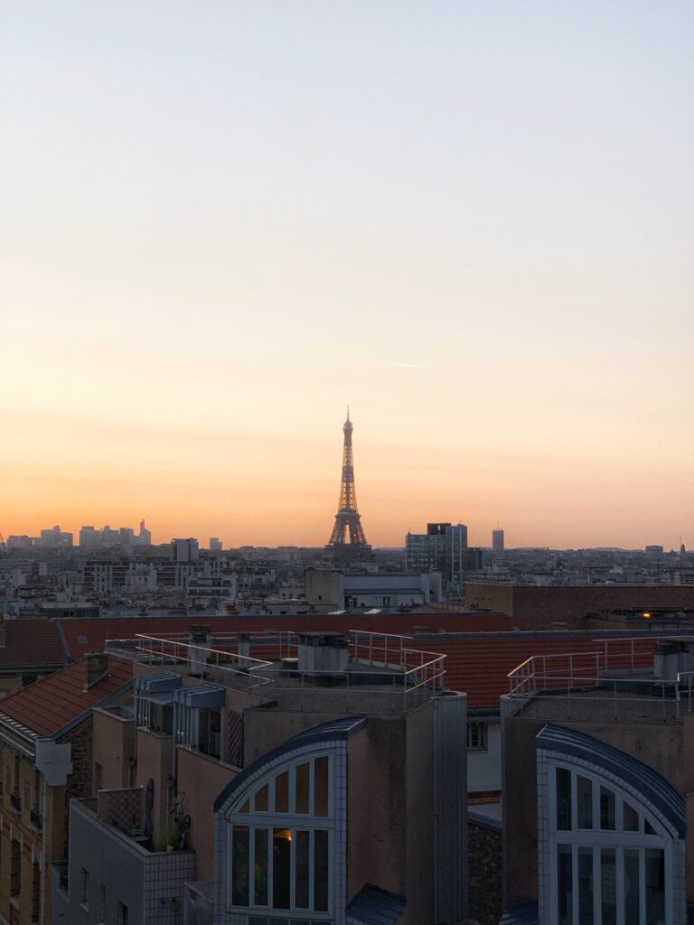 Where is the 15th arrondissement?