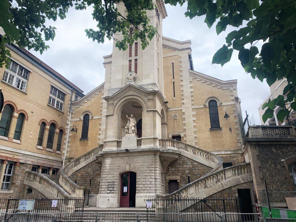 St Jean-Baptiste de La Salle's Church