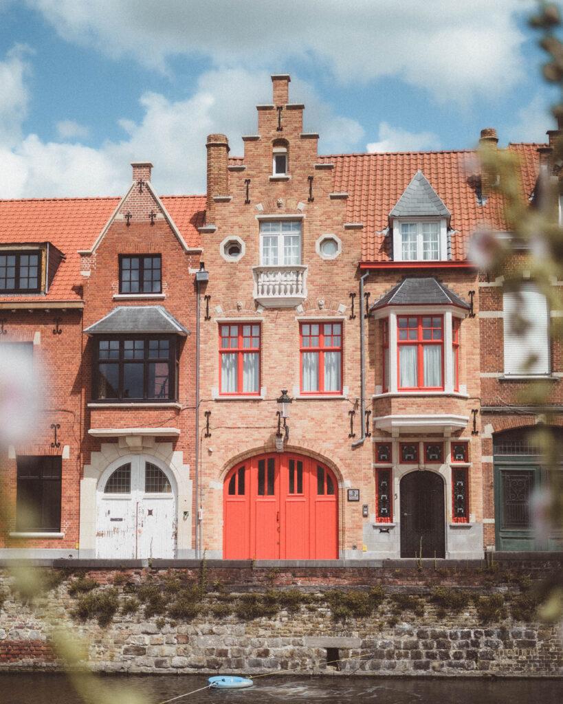 Bruges travel tips Belgium