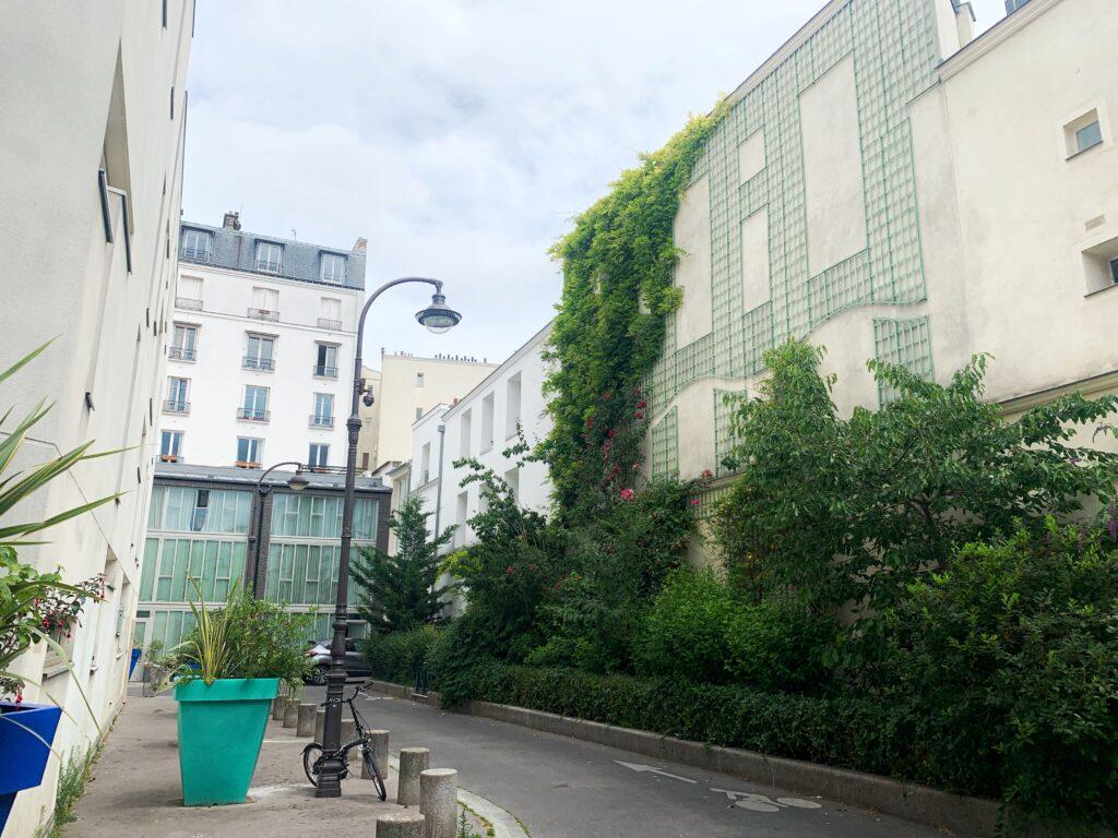 Villa du Mont Tonnerre