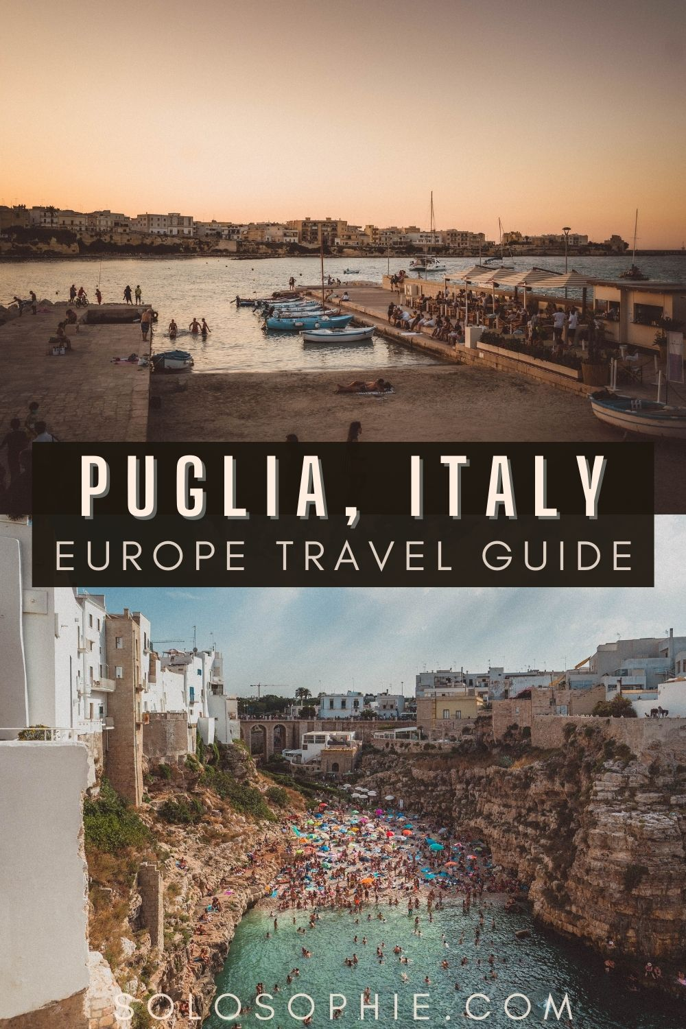 best of apulia italy/ A Guide to the Best Things to do in Puglia in Europe