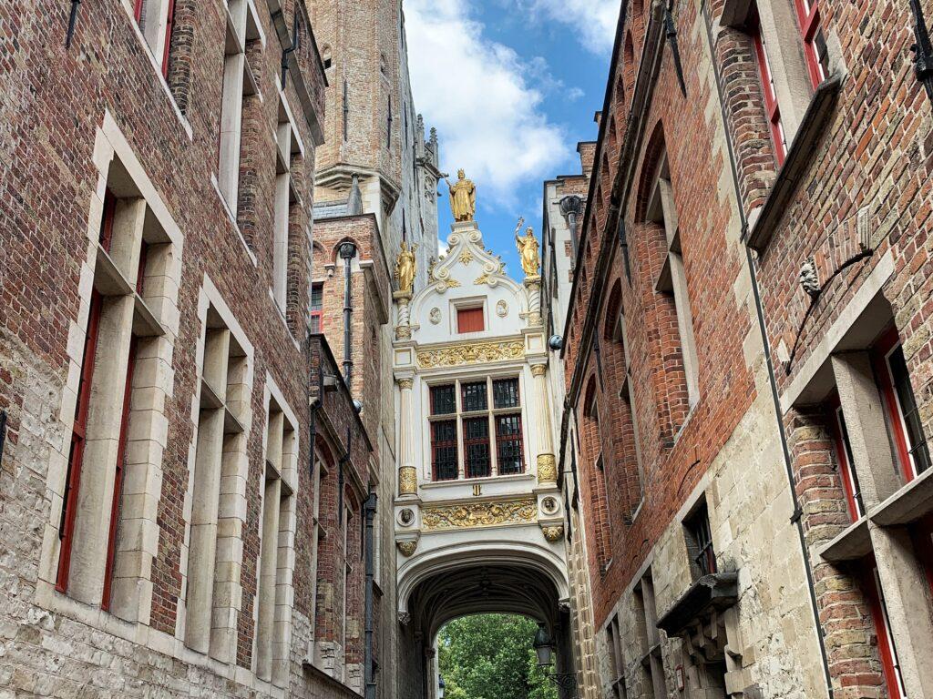 Blinde Ezelstraat Bruges