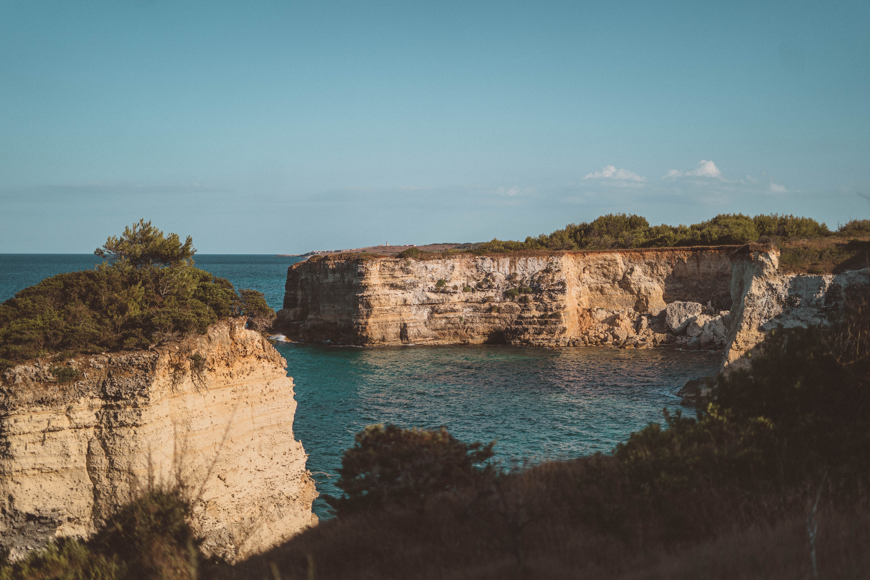 Visit the Apulian coastline