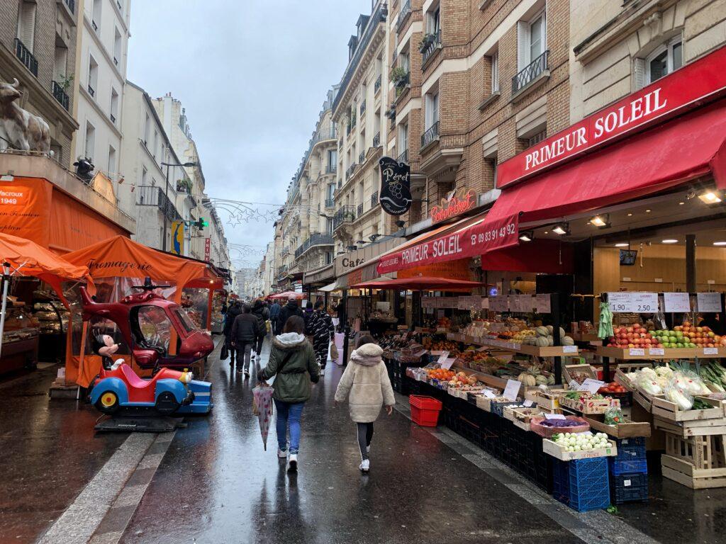 Rue Daguerre Paris