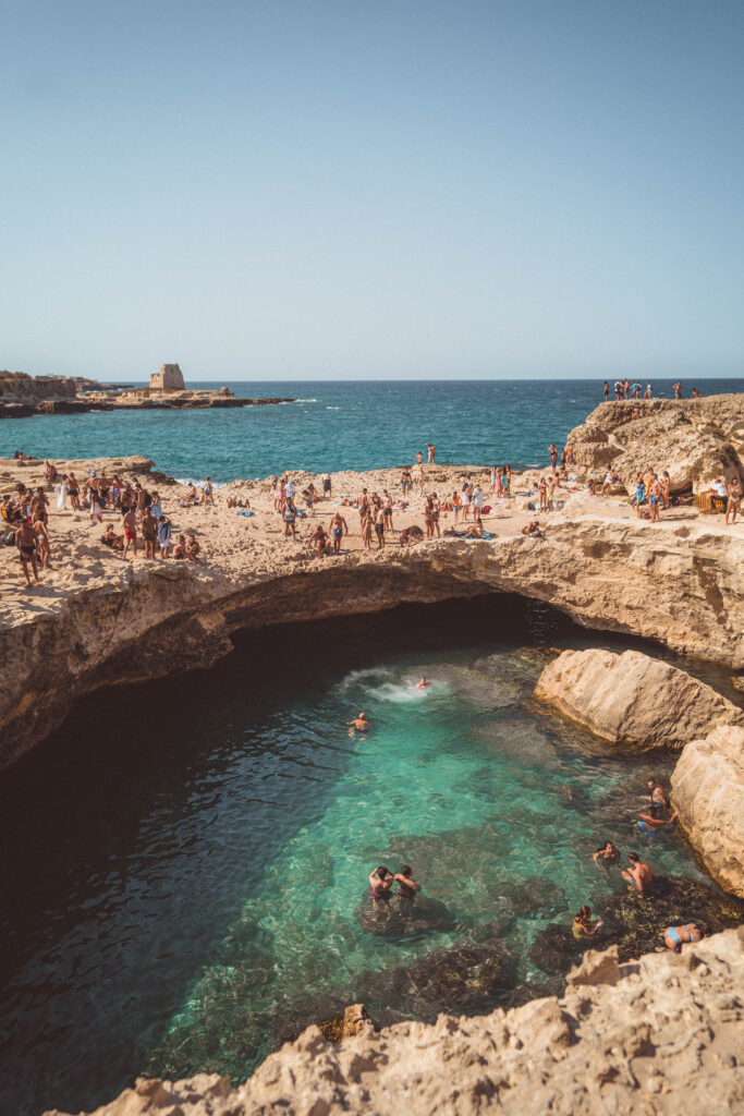 How to Visit Grotta della Poesia, Salento, Puglia