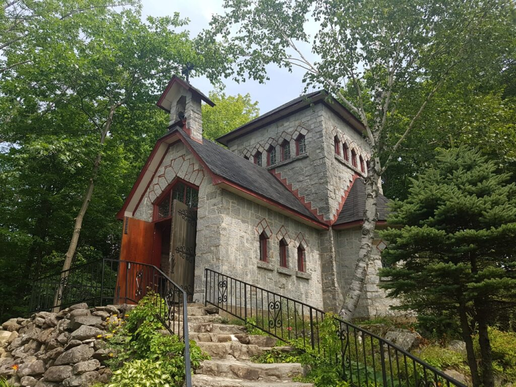 Abbaye de Saint Benoit du Lac