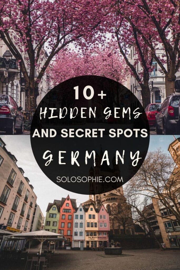 Best Hidden Gems and Secret Spots in Germany offbeat germany destinations in europe