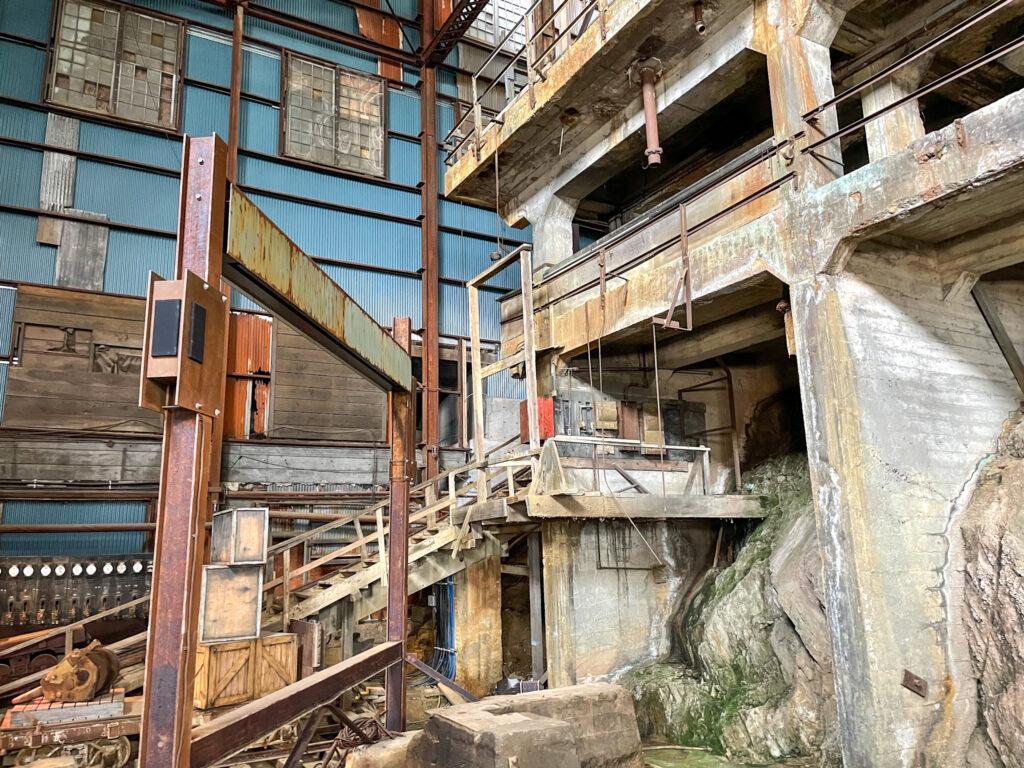 Britannia Mine Museum in Squamish
