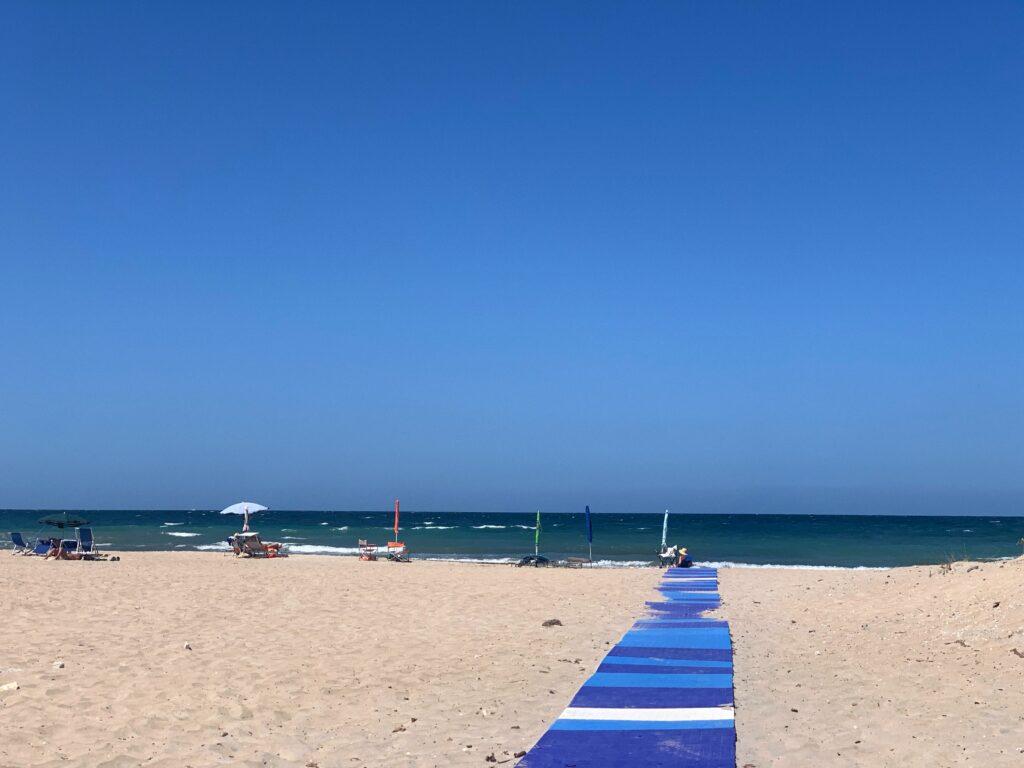 torre chianca beach