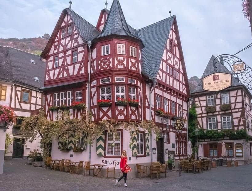 wine village germany