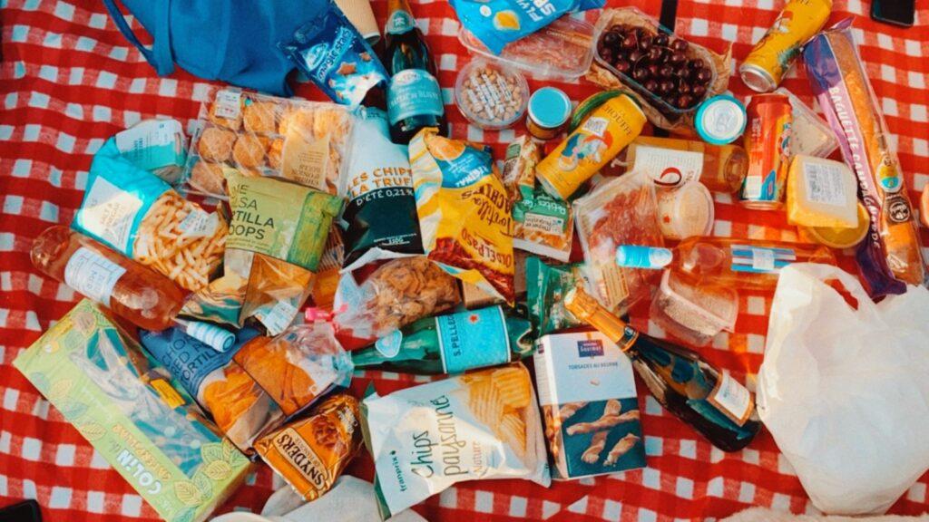 paris picnic food ideas